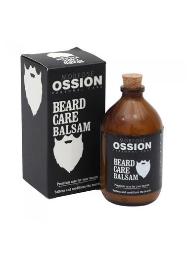 Morfose Morfose Ossion Beard Care Sakal Bakım Kremi&Balsam 100ml Renksiz